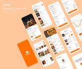 Grocery & Food App design için Graphic Design277 No.lu Yarışma Girdisi