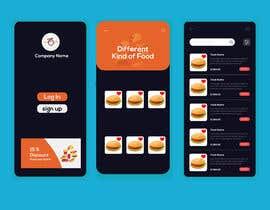 FaBulousIT tarafından Grocery & Food App design için no 57