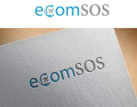 #66 para Logo for EcomSOS.com por wastrah