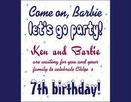 #477 for Child brithday party invitation by SAIFULLA1991