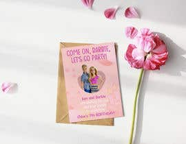 #145 for Child brithday party invitation by IlicDusan