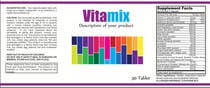 Graphic Design Entri Peraduan #41 for Creating Vitamin Bottle Labels - Will pick 10 Winners