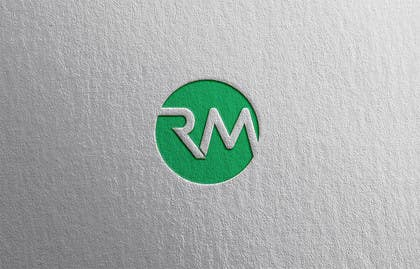 #65 for Design a Logo for RM af ChKamran
