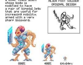 Nro 42 kilpailuun Game pixel art assets käyttäjältä badakduyung