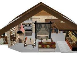 Nro 13 kilpailuun top floor apartment reconstruction design, plan, skizzy, architect job käyttäjältä TheresaSuen