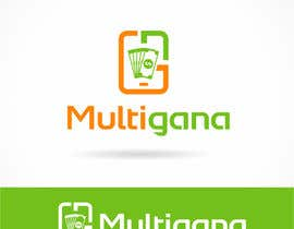 #282 para Diseñar un logotipo for MULTIGANA por theocracy7