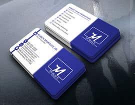 #1023 for Create business card af habibabgd