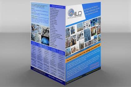 Nro 16 kilpailuun Hilo Brochure käyttäjältä msdvenkat