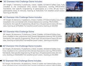 Nro 9 kilpailuun Hilo Brochure käyttäjältä roopalcurio