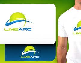 #40 para Logo Design for Lime Arc de pinky