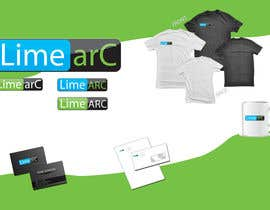 #69 para Logo Design for Lime Arc de Rflip