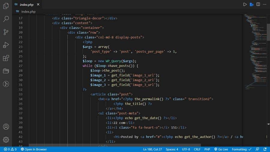 Inscrição nº                                         4                                      do Concurso para                                         Dev PHP, MySql, SqlServer,