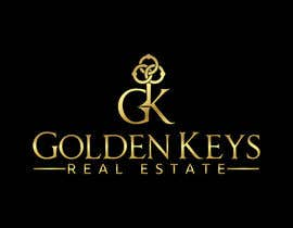 #56 for Design a Logo for Golden Keys Inc. by cbarberiu