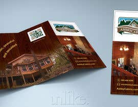 #16 para Design a Brochure for Ashby Cabins por cibin