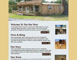 #3 untuk Build a Website for western themed business oleh khatripunam