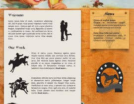 nº 1 pour Build a Website for western themed business par md2709