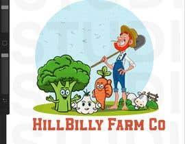 #27 for 'HillBilly Farm Co' logo design by carlosdisenador6