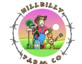 #67 for 'HillBilly Farm Co' logo design by renegadetrooper7