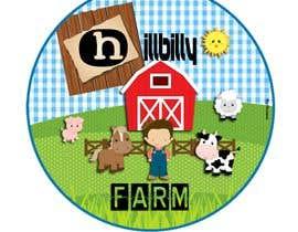 #9 for 'HillBilly Farm Co' logo design by yassoweb