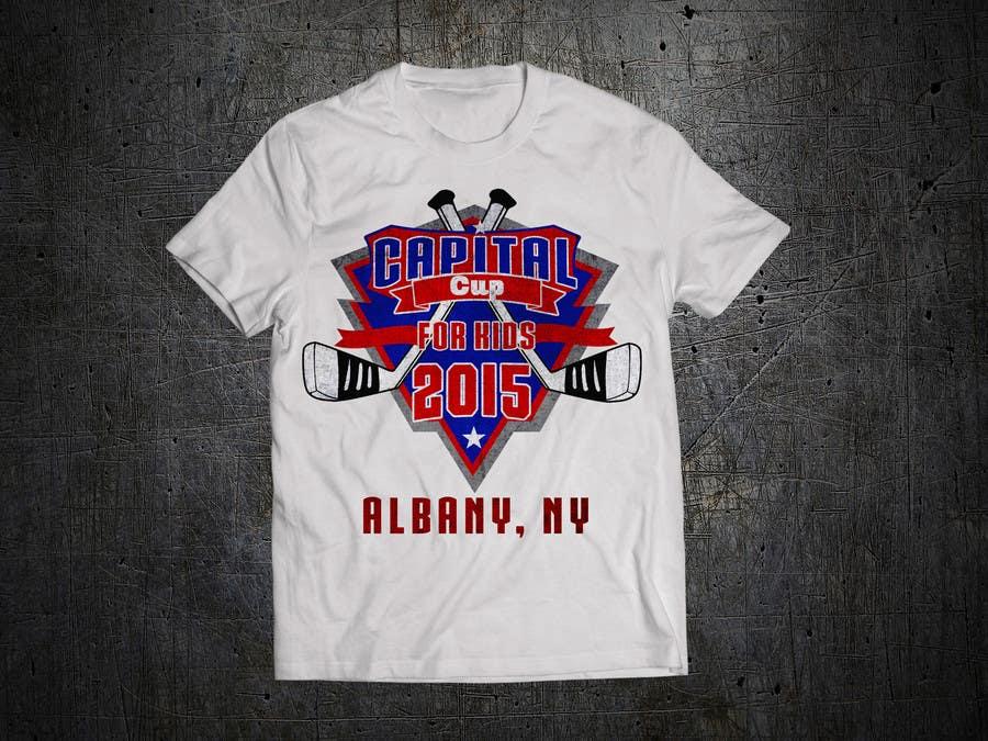 Konkurrenceindlæg #                                        24                                      for                                         Design a T-Shirt for a hockey tournament
