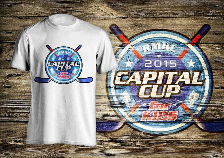 Konkurrenceindlæg #                                        36                                      for                                         Design a T-Shirt for a hockey tournament