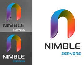 nº 234 pour Logo Design for Nimble Servers par praxlab