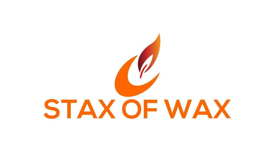 Konkurrenceindlæg #                                        43                                      for                                         Design a Logo for Stax of Wax candle making company