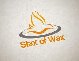 #28 for Design a Logo for Stax of Wax candle making company af fireacefist