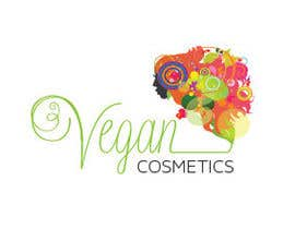 #32 untuk Design a Logo for a line of vegetarian cosmetics oleh razvantheodor