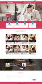 #2 for Design a Dating Review Website af ankisethiya