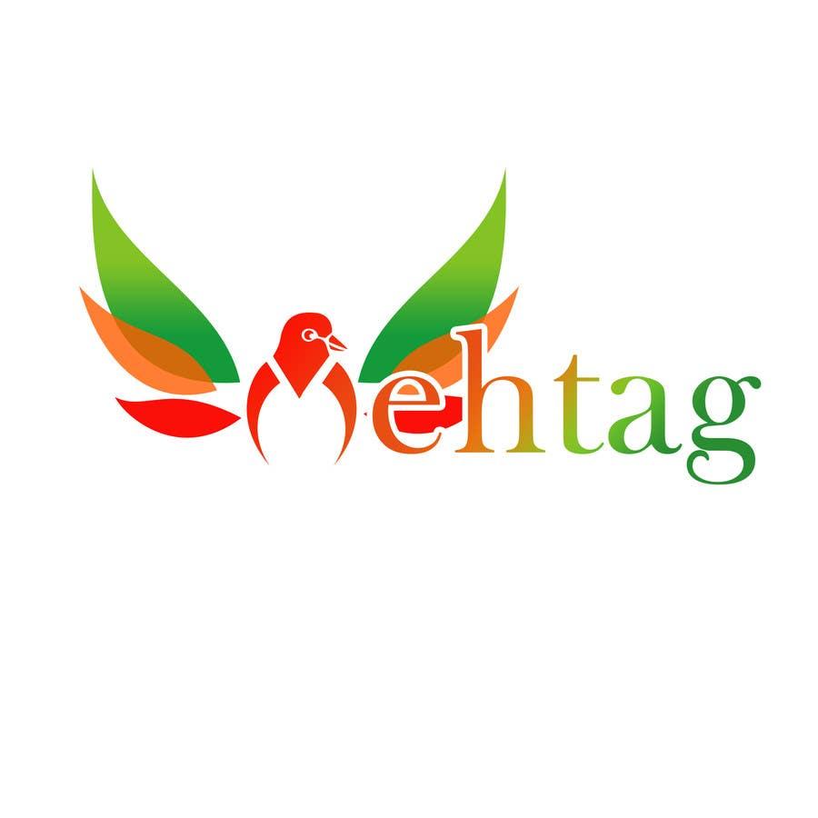 """Inscrição nº 55 do Concurso para Logo Design For """"Mehtag"""""""