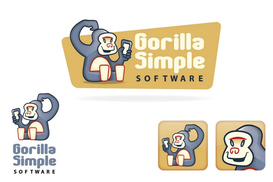 Inscrição nº                                         10                                      do Concurso para                                         Graphic Design for Gorilla Simple Software, LLC