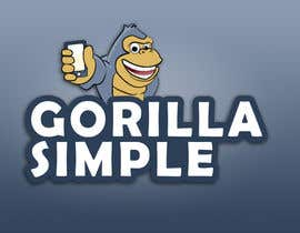 #50 untuk Graphic Design for Gorilla Simple Software, LLC oleh lucad86
