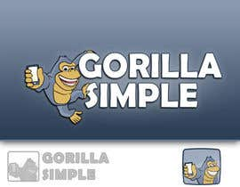 #49 untuk Graphic Design for Gorilla Simple Software, LLC oleh lucad86