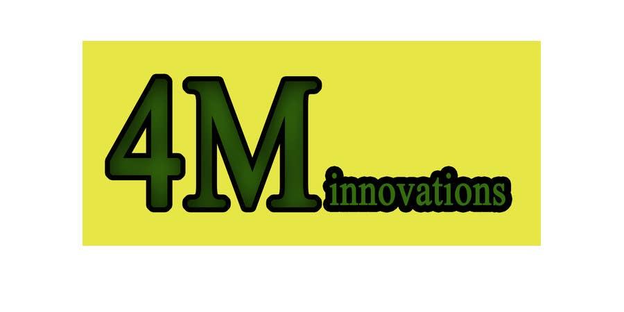 Konkurrenceindlæg #                                        8                                      for                                         4M innovations