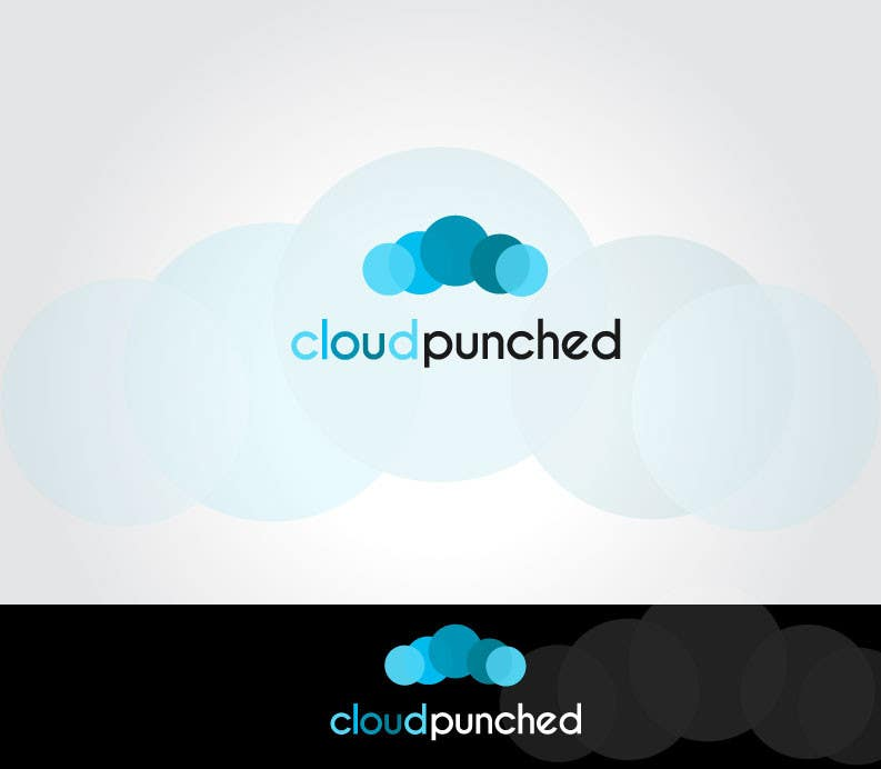 #94 for Design a Logo for Cloud Punched startup by crystaluv