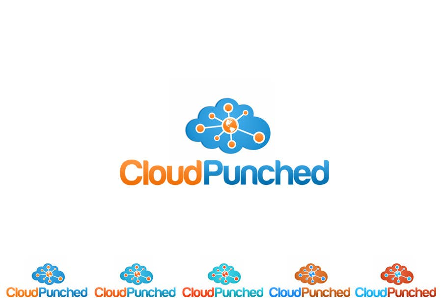 #161 for Design a Logo for Cloud Punched startup by csdesign78