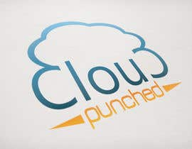 #189 for Design a Logo for Cloud Punched startup by graphics7