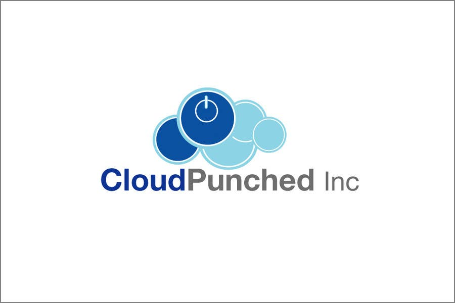 #115 for Design a Logo for Cloud Punched startup by woow7