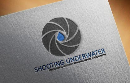 Nro 8 kilpailuun Design a Logo for ShootingUnderwater.com käyttäjältä sandrazaharieva