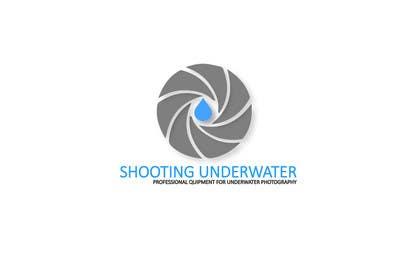 Nro 9 kilpailuun Design a Logo for ShootingUnderwater.com käyttäjältä sandrazaharieva