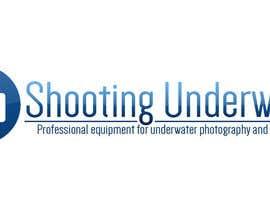 #5 untuk Design a Logo for ShootingUnderwater.com oleh Rasmusmoeller