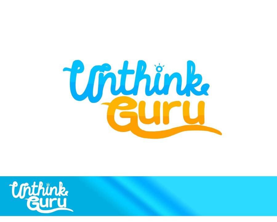 Konkurrenceindlæg #                                        31                                      for                                         Design a Logo for Unthink Guru