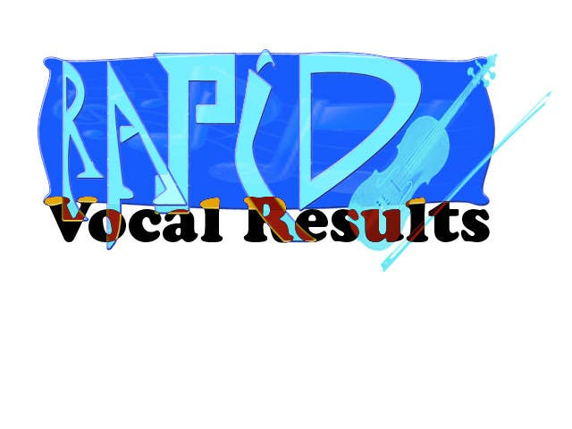 Contest Entry #                                        4                                      for                                         Rapid Vocal Results