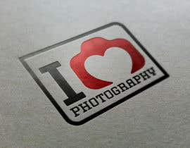 #51 for Design a Logo for I ♥ Photography af eddesignswork