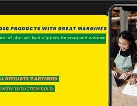 Nro 18 kilpailuun Make up to 35% profit once you reach 10th items sold. Payout for each item sold is 25% käyttäjältä kanal1234