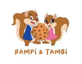 #30 for Design two squirrels cartoon characters for cookies brand by maryambakir