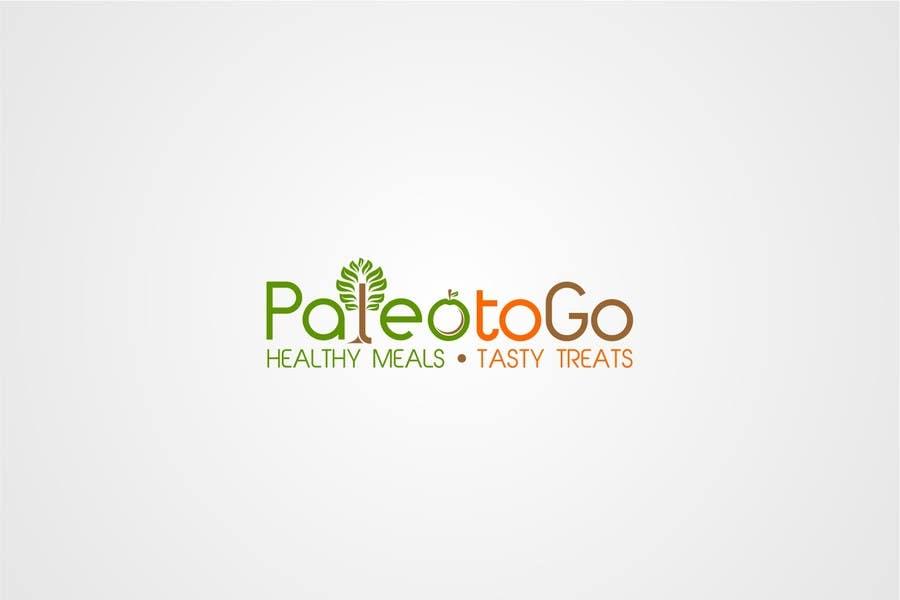 Konkurrenceindlæg #                                        31                                      for                                         Design a Logo for Paleo To Go