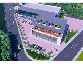 #39 for Retail/Office/Residential/Restaurant Mixed Use Development Architectural Concept Design Contest by Drawplan