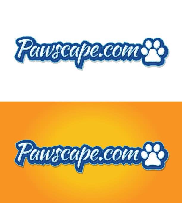 Contest Entry #                                        2                                      for                                         Design a Logo for Pawscape